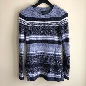 TOMMY HILFIGER | Blue Knit Sweater